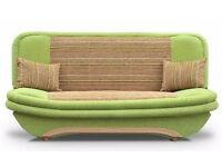 "Brand New Sofa Bed ""SAMBA"" with storage"