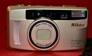 Vintage Camera 35mm Point and Shoot Auto Focus