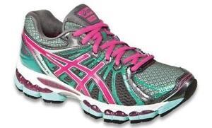 9b3400c711d1 Womens Asics Running Shoes Size 10