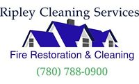 Cleaning, Restoration & Odour Control Services