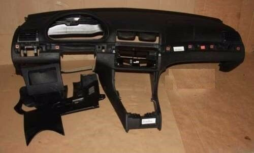 Left hand drive European continental dashboard & Trim BMW 3 series E46 2000 - 2006 LHD conversion