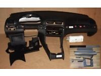 Left hand drive European continental dashboard & Trim BMW 3 series E46 2000 - 2006 LHD conversion