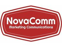 NovaComm Marketing - Delivering targeted and cost effective solutions to small businesses
