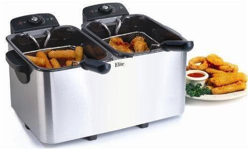 Electric fish fryer ebay for Electric fish fryer