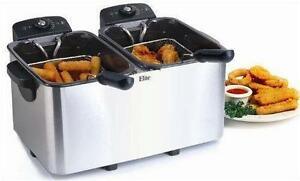 Electric fryer ebay for Electric fish fryer