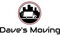 Dave's Moving is Available for You!