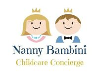 A perfect match find your Nanny, Housekeeper, Au Pair or any child care for your family