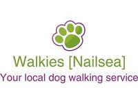 Walkies [Nailsea] - Your local dog walking service