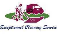 EXCEPTIONNEL CLEANING SERVICE