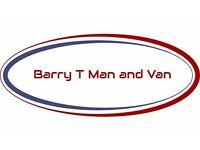 Barry-T Man and Van