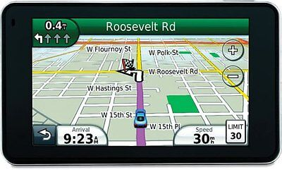 Garmin Nuvi 3750 4.3-Inch  Portable GPS Navigator Manufacturer Refurbished on Rummage