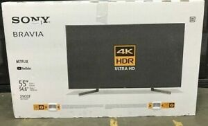 "BRAND NEW/UNOPENED/SEALED IN BOX:Sony Bravia 4k HDR 55"" x900f TV"