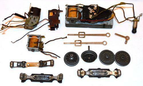 Lionel Train Parts : Lionel locomotive parts ebay