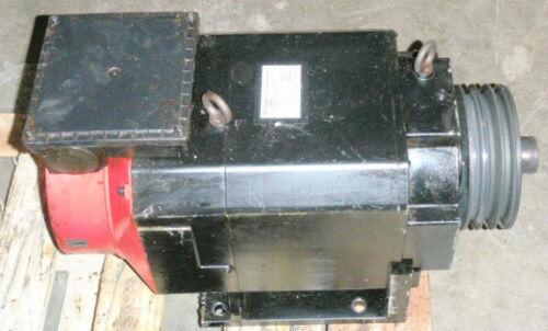 GE Fanuc AC Spindle Motor Model 12S _ A06B-0756-B201#3100 _ A06B0756B2013100