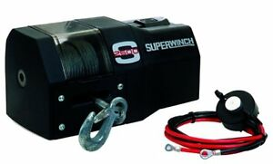 S2500 Electric Winch w/ Controller/Switch - 2500lbs Edmonton Edmonton Area image 1