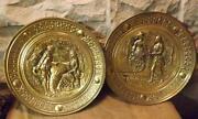 Peerage Brass Plates