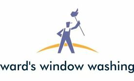 Ward's Window Washing .Regular and Reliable
