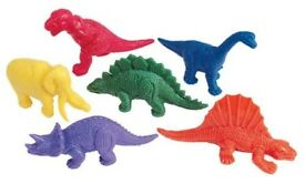 Mini dinosaur counters - Learning resources
