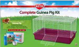 Guinea Pigs $9.99 with starter kit purchase!