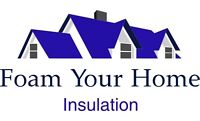 FOAM YOUR HOME