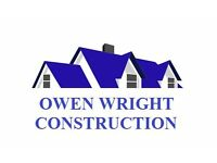 owen wright construction- all your building & maintenance work
