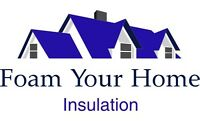FOAM YOUR HOME 905-299-7443