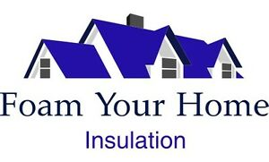 FOAM YOUR HOME INSULATION 1-844-541-3626 (toll-free) Kitchener / Waterloo Kitchener Area image 2