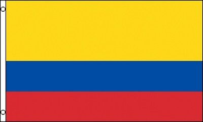 3X5 Republic Of Colombia Flag Outdoor Indoor Banner South America Soccer 3X5