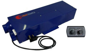Propex HS2000E Gas & Electric Blow Air Heater with Single Fixing Kit