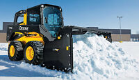 ***** SNOW REMOVAL SERVICES - Skid Steer (Bobcat) *****