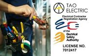 Electrician for Small Jobs, Emergency Service and Repair