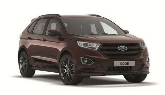 2017 Ford Edge 2.0 TDCi 180 ST-Line 5 door Diesel Estate