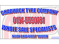 Part worn tyre whole sale 4mm plus cheapest best quality in the uk