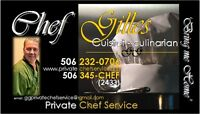 For your next event – PrivateChefService.ca