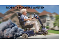 Faulty Mobility Scooter WANTED