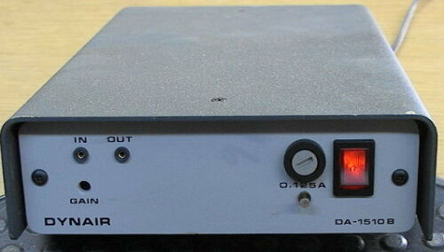 DYNAIR DA 1510B Composite Video Distribution Amplifier
