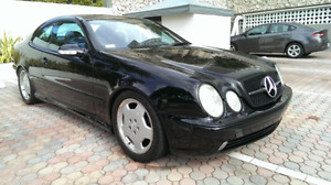 NEW PRICE** MINT 2002 MERCEDES CLK 55 AMG