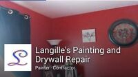 Langille's Painting - Exterior season is near!