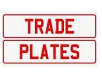 Mr Sam Trade Plate Driver