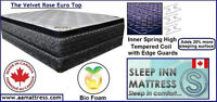 NEW QUEEN & KING MATTRESS & BOX SPRINGS! SAVE THE TAX STOREWIDE!