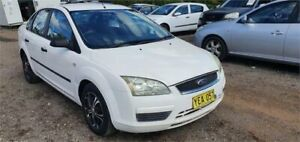 2006 Ford Focus LS CL 4 Speed Automatic Sedan Lansdowne Bankstown Area Preview