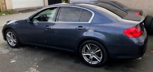 2010 Infiniti G37X fully loaded For Sale