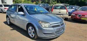 2005 Holden Astra AH CDX Grey 4 Speed Automatic Hatchback Lansdowne Bankstown Area Preview