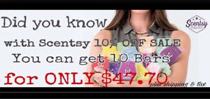 Scentsy sale almost over!