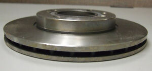 Pair Vented Brake Rotors for MK1 Rabbit, Jetta, Scirocco, Cabrio Sarnia Sarnia Area image 1