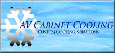 AV Cabinet Cooling