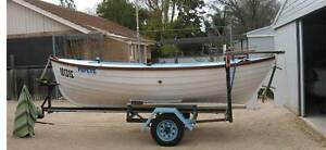 1996 WOODEN CLINKER STYLE BOAT Renmark Renmark Paringa Preview