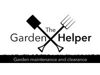 The Garden Helper - garden maintenance