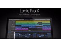 Logic Pro X for Apple Macbook / Imac