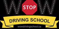 DRIVING LESSON / SCHOOL PROFESSIONAL AFFORDABLE MISSISSAUGA ETOB
